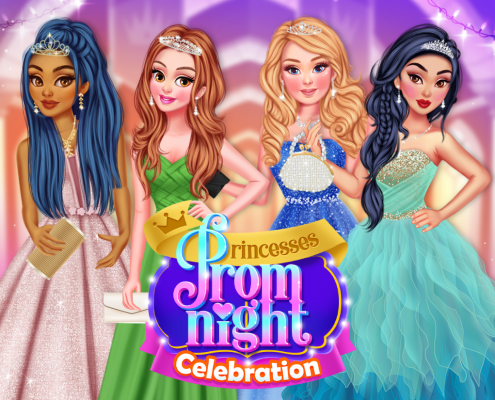 Princesses: Prom Night Celebration