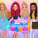 Princesses Trending Colors