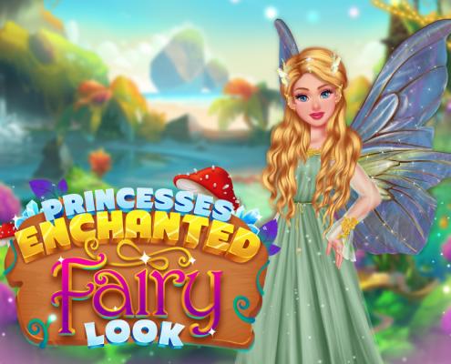 Princesses Enchanted Fairy Looks