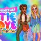 Princesses Tie Dye Fashion