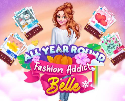 All Year Round Fashion Addict Belle