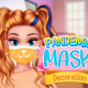 Pandemic Mask Decoration