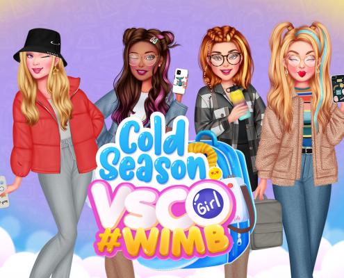 Cold Season VSCO Girl #WIMB