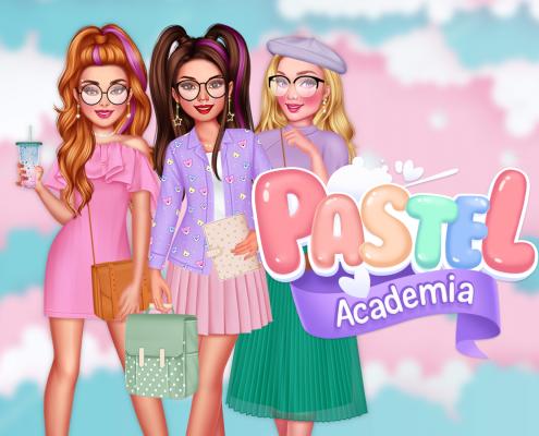 Pastel Academia