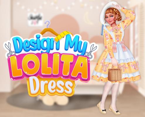 Design My Lolita Dress