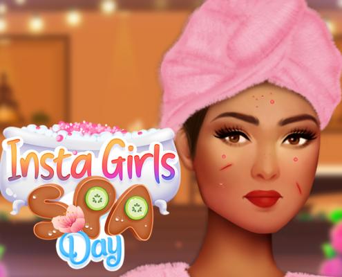 Insta Girls Spa Day